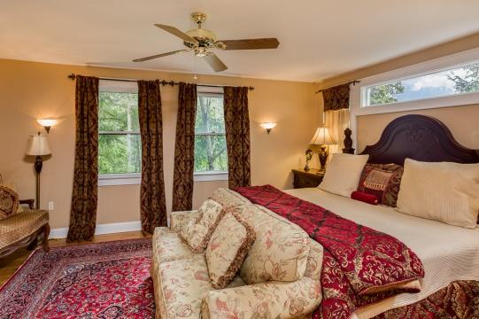 Cedar Crest Guest Room